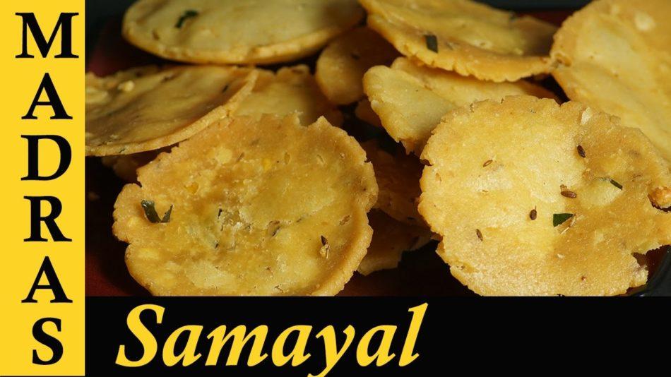 Thattai Recipe In Tamil How To Make Thattai Desicookingrecipes